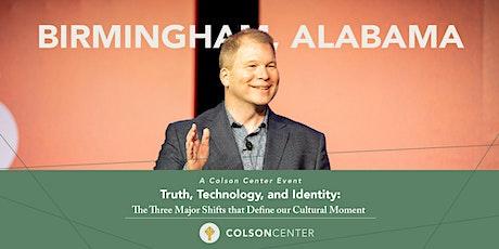 Colson Center Speaker Event: Birmingham, AL tickets