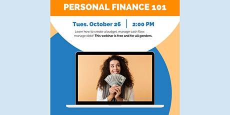 PERSONAL FINANCE 101: Learn the 6 steps to financial independence. tickets