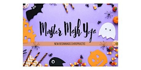 Monster Mash Yoga tickets