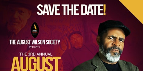 August Wilson Society's 3rd Annual August Wilson's Ground Lecture Series tickets