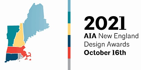 2021 AIA New England Design Awards tickets