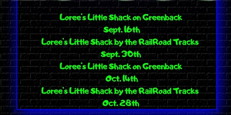 Standup Comedy Show @ Loree's Little Shack on Greenback tickets