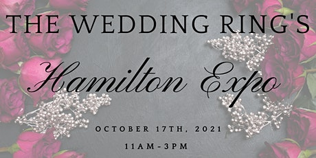 The Wedding Ring's Hamilton Fall 2021 Expo tickets