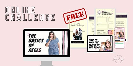 Instagram Reels Challenge {FREE} tickets