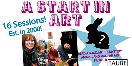 A Start in Art - WEDNESDAY  sessions tickets