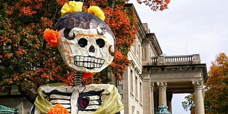 8th Annual Day of the Dead Celebration: Altar Viewing Only (outside) tickets