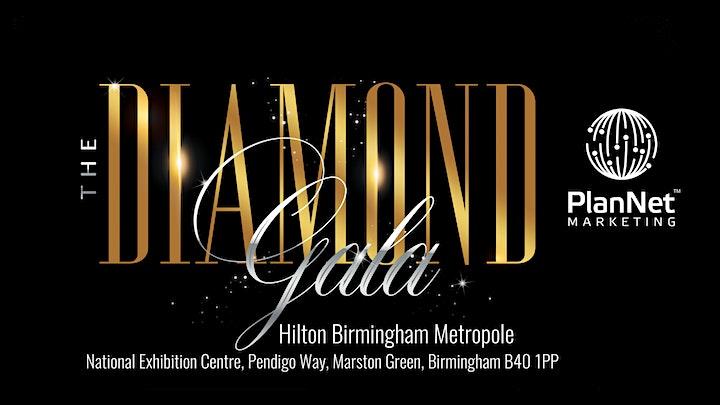 PlanNet  Marketing's UK Leaders Present: The Diamond Gala image