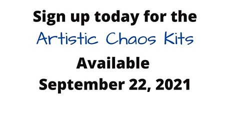 Do Science at Home STEAM Kits - Artistic Chaos Kits tickets