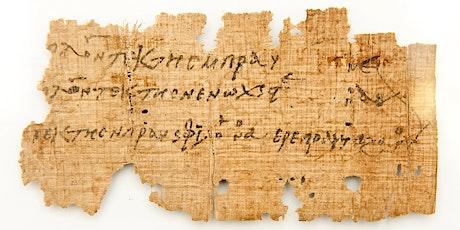 Les papyrus du CEOPAL tickets