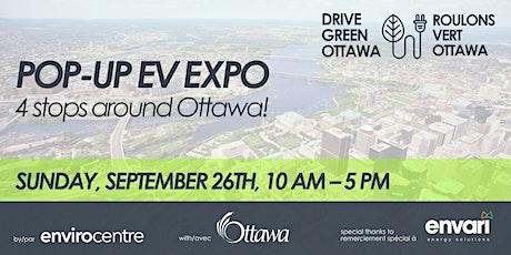 Drive Green Ottawa Pop-up EV Expo tickets