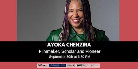 Ayoka Chenzira - Filmmaking and More tickets
