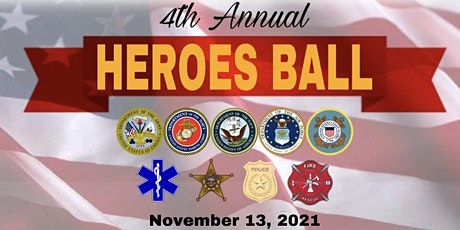 Heroes Ball tickets