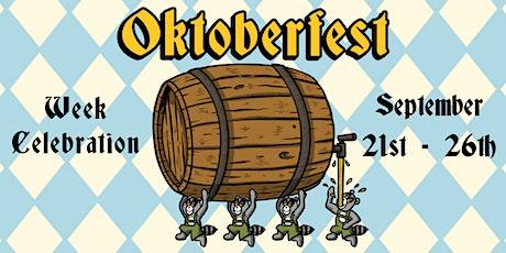 Oktoberfest Week of Celebration tickets