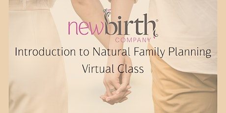 Virtual Introduction to Natural Family Planning Class tickets