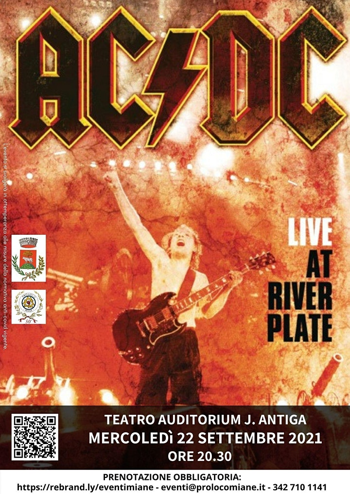 Immagine Emotional Experience 2021: AC/DC Live at River Plate