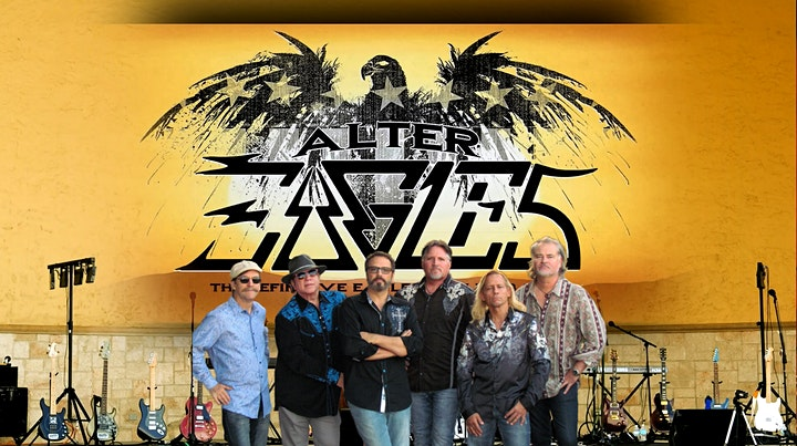 The Alter Eagles (Tribute to The Eagles) image