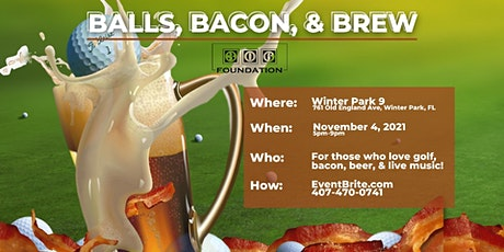 Balls, Bacon, & Brew tickets