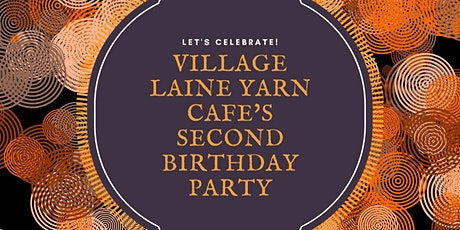 Our 2nd Birthday Party and Trunk Show tickets