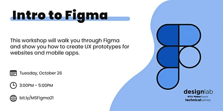 Intro to Figma tickets