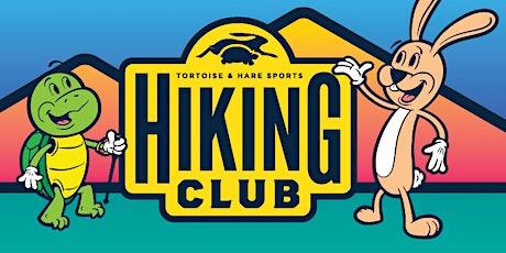 Hiking Club tickets