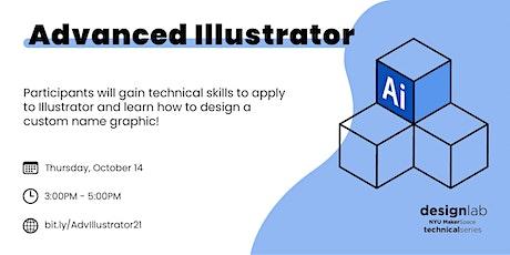 Advanced Illustrator tickets