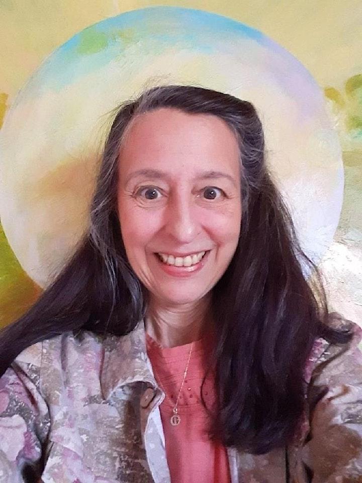 Painting Demos with Judith Jewer image