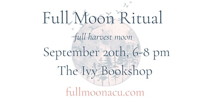 Full Moon Ritual (Pisces)