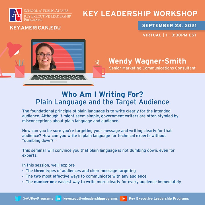 Who Am I Writing For? Plain Language and the Target Audience image