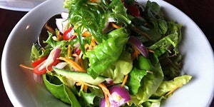 Garden Salad Lecture Series at Showcase Food Gallery