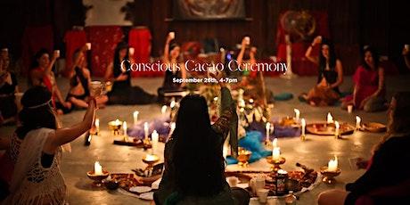 Conscious Collective Cacao Ceremony tickets