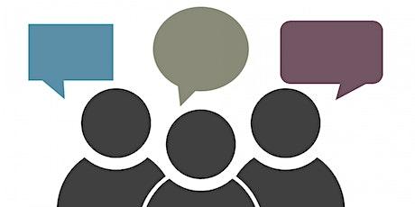 Groupes de discussion des féministes | Feminist Discussion Groups tickets