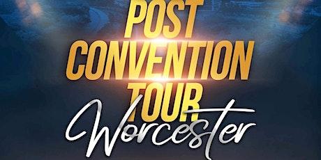 UWE Post Convention Tour En Espanol Worcester, MA tickets