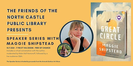 Author Talk with Maggie Shipstead tickets