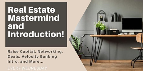 Real Estate Mastermind and Introduction (NM) tickets