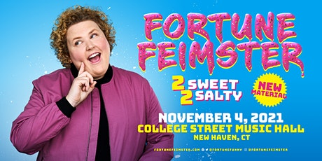Fortune Feimster: 2 Sweet 2 Salty Tour 2021 tickets