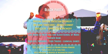 Block Party - To support the Hospice of Washington County, MD tickets
