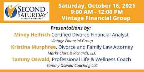 Second Saturday: Divorce Workshop tickets