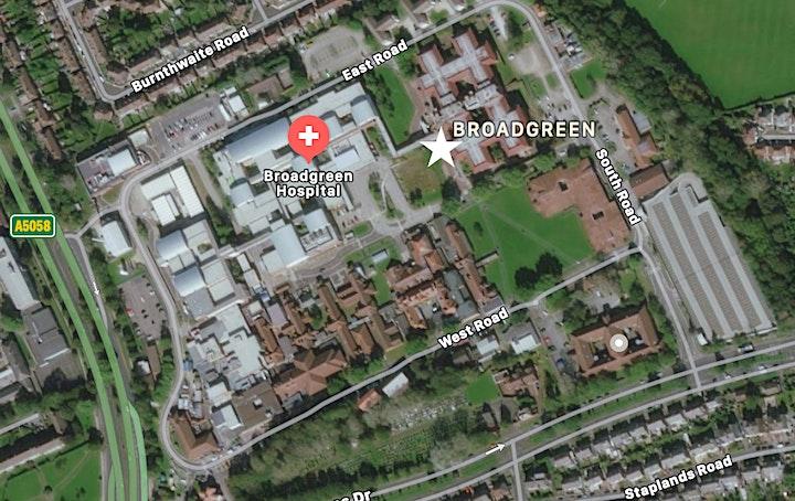 NHS EVENT: Broadgreen Bat walk! image
