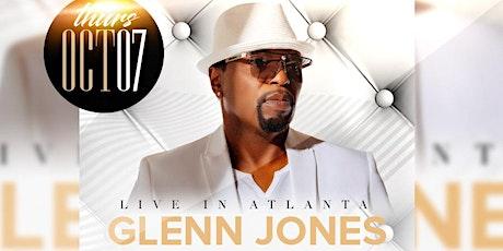 Glenn Jones  Live at Suite tickets