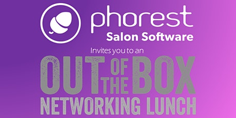 Out of the Box Networking Lunch tickets