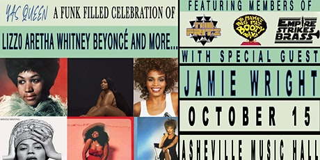 YAS Queen: A Funk Filled Celebration of Lizzo,Aretha,Whitney,Beyoncé & more tickets