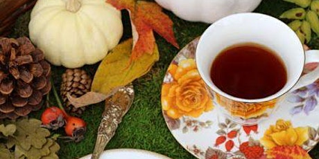 Autumn Tea tickets