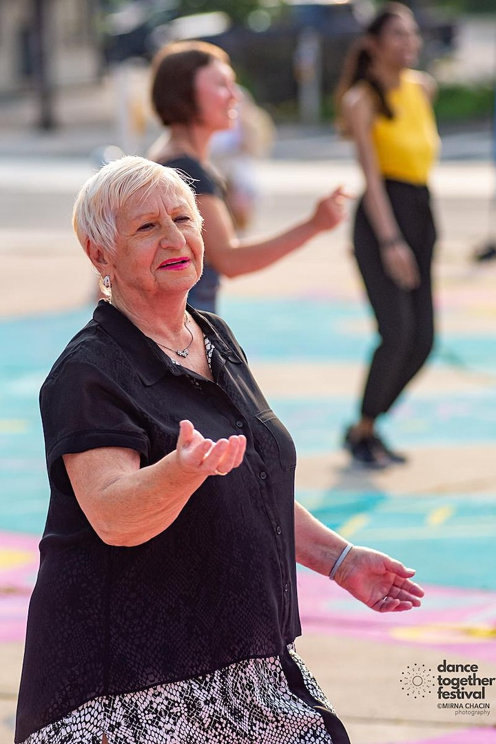 Sit or stand groove Latin sounds and Movement with Katya Kuznetsova image
