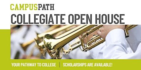 Collegiate Open House - California (Central) tickets