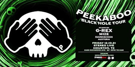 Peekaboo - Stereo Live Houston tickets