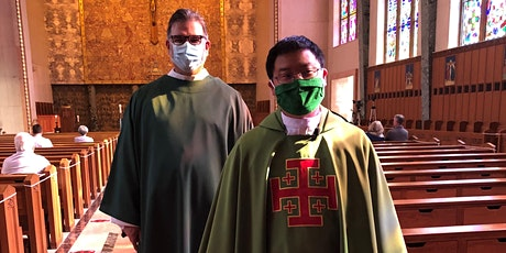 Commissioning Mass of Jim Panchaud and Father Paul Kim tickets