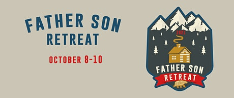 Father Son Retreat 2021 tickets