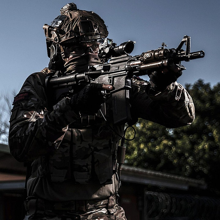 Royal Marines Reserves Open Day image