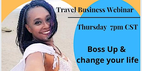 Make Travel Your Business tickets