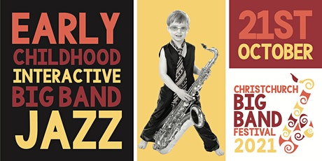 Early Childhood Interactive Big Band Jazz tickets
